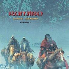 Cómics: RAMIRO INTEGRAL 1 - PONENT MON - CARTONE - BUEN ESTADO - OFI15T. Lote 171278158