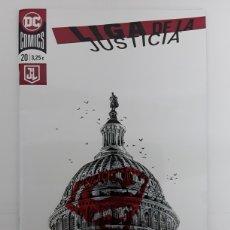 Cómics: LIGA DE LA JUSTICIA 75 / 20 (GRAPA) - PRIEST, WOODS, BRIONES - ECC CÓMICS. Lote 171295689