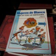 Cómics: BERCOVICI CAUVIN, MUJERES DE BLANCO, GARA EN TODAS LAS HABITACIONES, DRAGON COMICS. Lote 171352320
