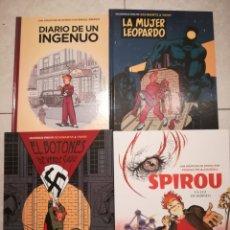 Cómics: SPIROU-DIBBUKS. Lote 171371718
