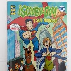 Cómics: ¡SCOOBY-DOO! Y SUS AMIGOS. VERDAD, JUSTICIA Y SCOOBY GALLETAS - FISH, BRIZUELA - ECC CÓMICS. Lote 171413854