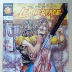 Cómics: LEATHERFACE #3 - COMIC 1991. Lote 171453274