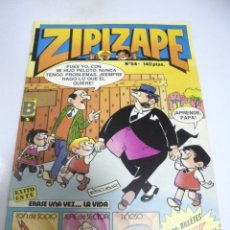 Cómics: TEBEO. ZIPI ZAPE. Nº 54. MARZO 1988. EDICIONES B. Lote 171471875
