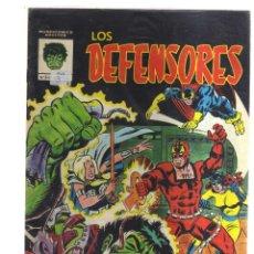 Cómics: LOS DEFENSORES N,3. Lote 171499030