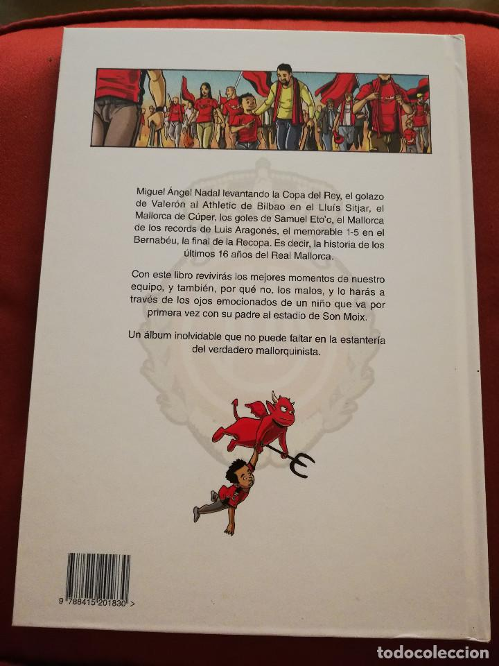 Cómics: RCD MALLORCA. 16 AÑOS DE PRIMERA (DAVID J. NADAL / JOAN FUSTER) - Foto 9 - 171506314