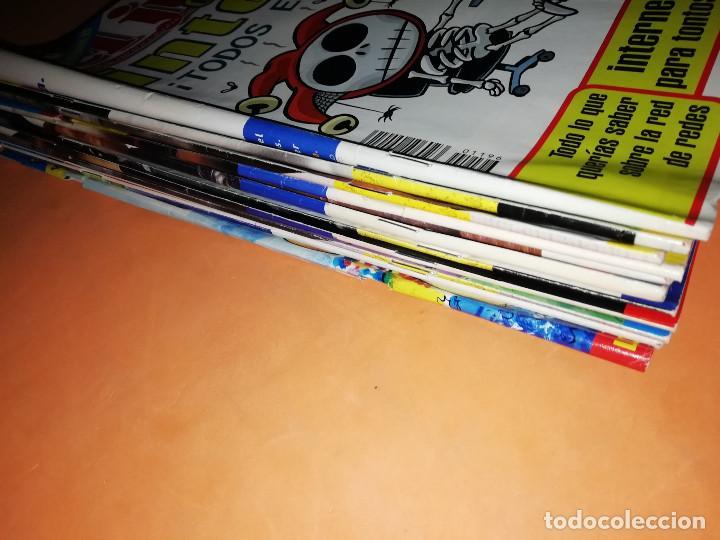 Cómics: EL JUEVES. REVISTA.LOTE . NUMEROS DEL 1196 AL 1207. 12 REVISTAS - Foto 2 - 171583057