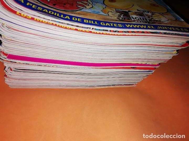 Cómics: EL JUEVES. REVISTA.LOTE . NUMEROS DEL 1211 AL 1266. 56 REVISTAS. BUEN ESTADO GENERAL - Foto 3 - 171583290