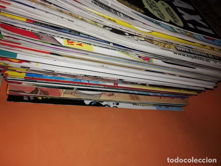 Cómics: EL JUEVES. REVISTA.LOTE . NUMEROS DEL 1275 AL 1335. 61 REVISTAS. BUEN ESTADO GENERAL - Foto 3 - 171583510