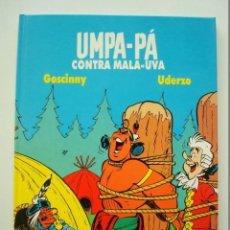 Cómics: UMPA-PÁ CONTRA MALA-UVA (GOSCINNY Y UDERZO) AKAL (UMPA PA TOMO Nº 5). Lote 171597909