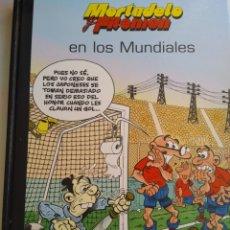 Cómics: MORTADELO Y FILEMON EN LOS MUNDIALES. Lote 171639405