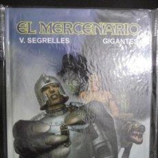 Cómics: EL MERCENARIO. GIGANTES. V. SEGRELLES. Lote 171642203