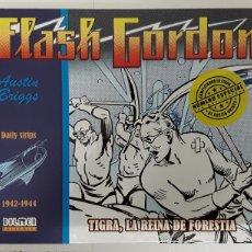 Cómics: FLASH GORDON 1942-1944. TIGRA, LA REINA DE FORESTIA - AUSTIN BRIGGS - DOLMEN EDITORIAL. Lote 171668255