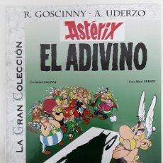 Cómics: ASTÉRIX. EL ADIVINO (LA GRAN COLECCIÓN) - SALVAT. Lote 171670935