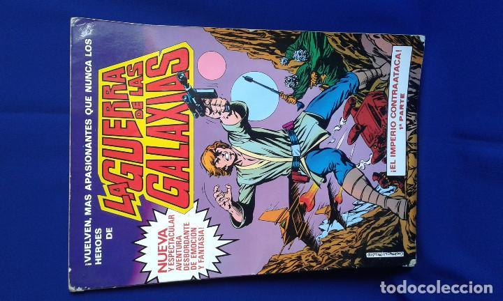 COMIC LA GUERRA DE LAS GALAXIAS- STAR WARS 1979 (Tebeos y Comics Pendientes de Clasificar)