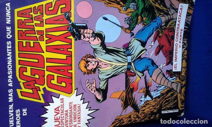 Cómics: COMIC LA GUERRA DE LAS GALAXIAS- STAR WARS 1979 - Foto 3 - 171679058