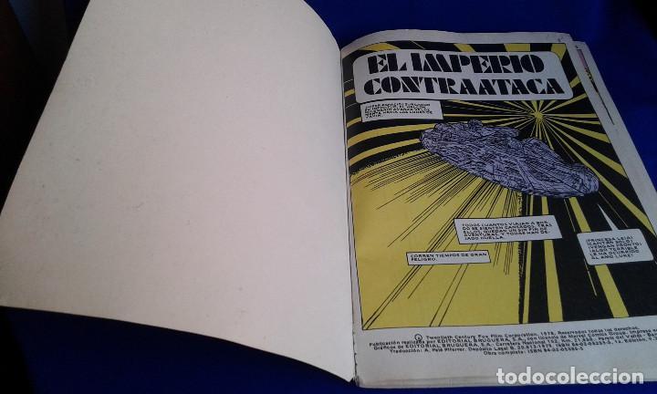 Cómics: COMIC LA GUERRA DE LAS GALAXIAS- STAR WARS 1979 - Foto 4 - 171679058