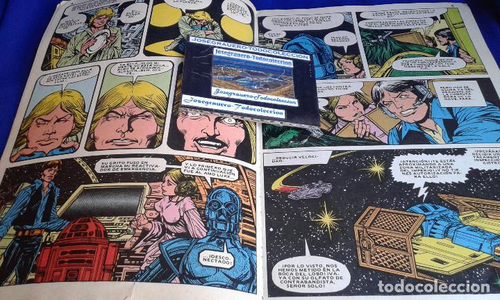 Cómics: COMIC LA GUERRA DE LAS GALAXIAS- STAR WARS 1979 - Foto 5 - 171679058