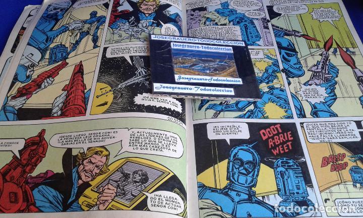 Cómics: COMIC LA GUERRA DE LAS GALAXIAS- STAR WARS 1979 - Foto 6 - 171679058