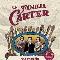 Cómics: LA FAMILIA CARTER - IMPEDIMENTA - CARTONE - IMPECABLE - OFSPJ. Lote 171740898