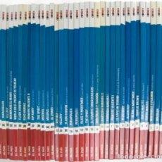 Cómics: COLECCIÓN COMPLETA COMICS CLASICOS EL PAIS. 35 VOLÚMENES. CORTO MALTES, BLUEBERRY, ASTERIX,SPIRIT.... Lote 171752390