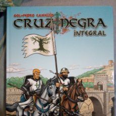 Cómics: CRUZ NEGRA INTEGRAL - GOLD/PEDRO CAMELLO. Lote 171782040