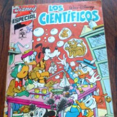 Fumetti: DISNEY ESPECIAL Nº6 LOS CIENTIFICOS EDITORIAL ABRIL CINCO 1990. Lote 215429858