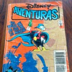 Fumetti: DISNEY AVENTURAS Nº41 EDITORIAL ABRIL CINCO 1993. Lote 171795312