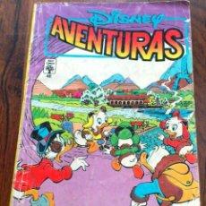 Fumetti: DISNEY AVENTURAS Nº48 EDITORIAL ABRIL CINCO 1993. Lote 171795558