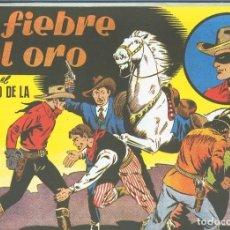 Cómics: EL LLANERO SOLITARIO (LONE RANGER) FACSIMIL: LA FIEBRE DEL ORO. Lote 171805180