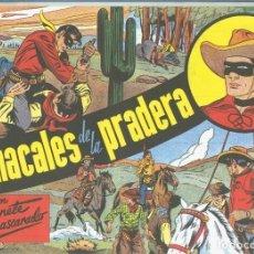 Cómics: EL LLANERO SOLITARIO (LONE RANGER) FACSIMIL: LOS CHACALES DE LA PRADERA. Lote 171805202