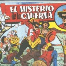 Cómics: EL LLANERO SOLITARIO (LONE RANGER) FACSIMIL: EL MISTERIO DE LA CAVERNA. Lote 171805218