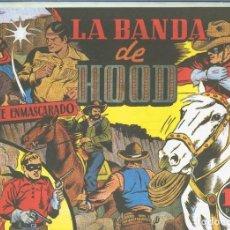 Cómics: EL LLANERO SOLITARIO (LONE RANGER) FACSIMIL: LA BANDA DE HOOD. Lote 171805350