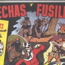 Cómics: EL LLANERO SOLITARIO (LONE RANGER) FACSIMIL: FLECHAS Y FUSILES. Lote 171805413