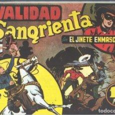 Cómics: EL LLANERO SOLITARIO (LONE RANGER) FACSIMIL: RIVALIDAD SANGRIENTA. Lote 171805434