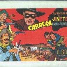 Cómics: EL LLANERO SOLITARIO (LONE RANGER) FACSIMIL: LA GRAN CARRERA. Lote 171805544