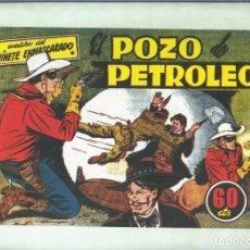 Cómics: EL LLANERO SOLITARIO (LONE RANGER) FACSIMIL: EL POZO DE PETROLEO. Lote 171805595