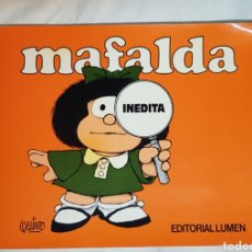 Cómics: TEBEO MAFALDA INÉDITA, EDITORIAL LUMEN AÑO 2000. Lote 171818159