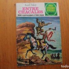 Cómics: JOYAS LITERARIAS ENTRE CHACALES. Lote 171997410