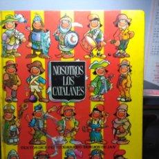 Cómics: COMIC NOSOTROS LOS CATALANES ( DIBUJOS DE JAN ). Lote 172003458