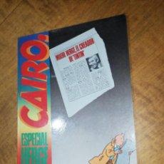 Cómics: CAIRO, ESPECIAL HERGE. Lote 172033867