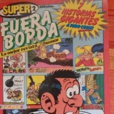 Cómics: SUPER 2 FUERA BORDA -7 HISTORIAS GIGANTES-. Lote 172062323