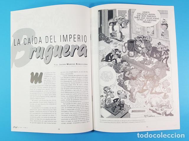 Cómics: CON EÑE REVISTA DE CULTURA HISPANOAMERICANA, COMIC DIBUJITOS TEBEOS Nº 1 1997 + ALGO MAS... - Foto 4 - 172064508