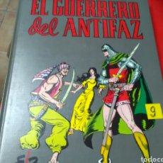 Cómics: GUERRERO ANTIFAZ N° 9 ED. BRUCH. Lote 172069119