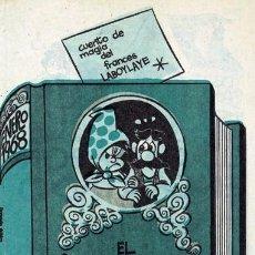 Cómics: EL CAMARÓN ENCANTADO DE JOSÉ MARTÍ ILUSTRADO X JAN AUTOR DE SUPERLÓPEZ SUPER LÓPEZ SUPERLOPEZ. Lote 194913055