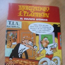 Cómics: MORTADELO Y FILEMÓN - EL SULFATO ATÓMICO. Lote 172143830