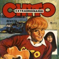 Cómics: CHITO EXTRAORDINARIO (JUAN MARTÍ, 1975) CON PORTADA DE JESÚS BLASCO, DE CUTO.. Lote 172146468