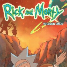 Cómics: RICK AND MORTY.VOL.5.NORMA EDITORIAL. Lote 172153214
