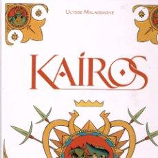 Cómics: KAIROS.TOMO CARTONEE.NORMA EDITORIAL.. Lote 172153245