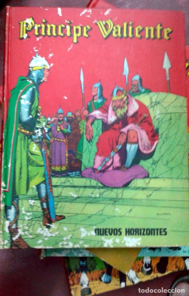 Cómics: El príncipe Valiente, de Harold Foster. Colección completa 8 tomos. Buru-Lan - Foto 3 - 172221334