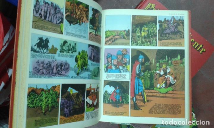 Cómics: El príncipe Valiente, de Harold Foster. Colección completa 8 tomos. Buru-Lan - Foto 5 - 172221334